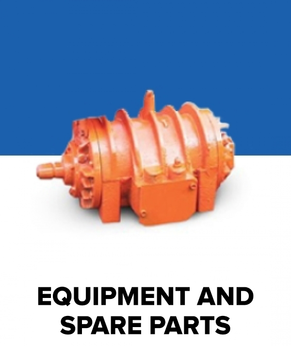Equipment and Parts